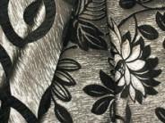стильный текстиль в интерьере комнаты